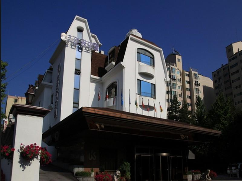 Donghwa Kims Hotel - Hotels and Accommodation in South Korea, Asia