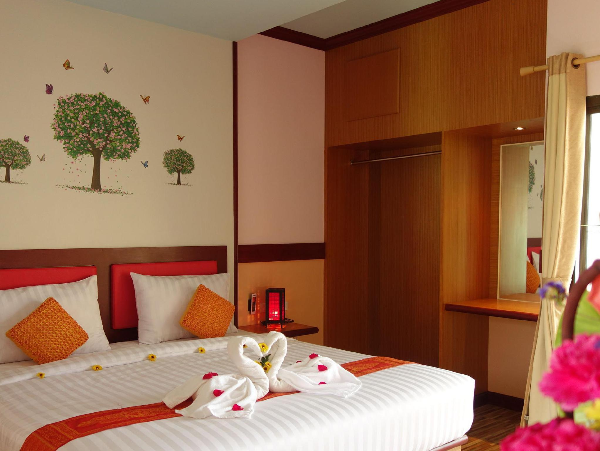 Airport Phuket Garden Resort - Hotels and Accommodation in Thailand, Asia