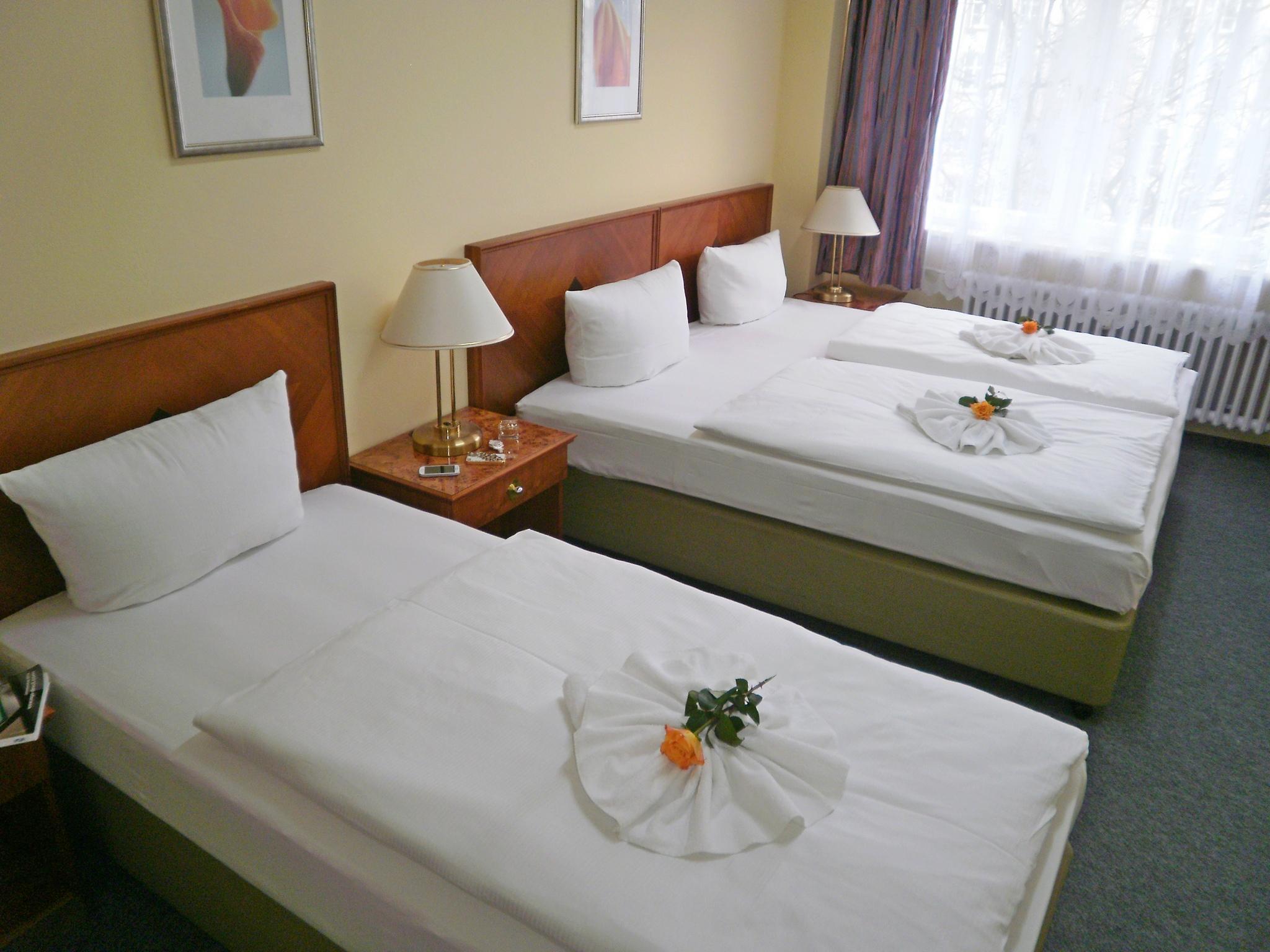 中心艾瑪迪斯酒店