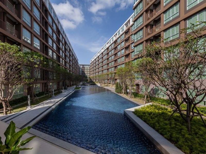 Phuket Dcondo Creek Resort - Hotell och Boende i Thailand i Asien
