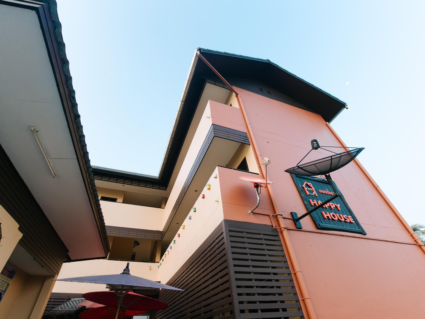 Happy House Chiang Mai - Hotels and Accommodation in Thailand, Asia