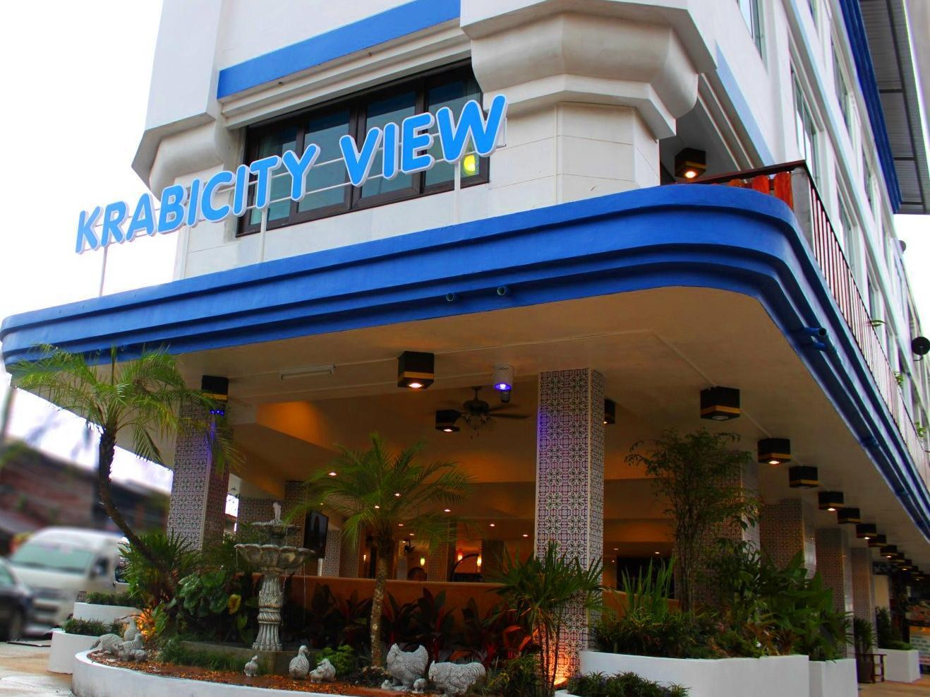 Krabi City View Hotel - Hotels and Accommodation in Thailand, Asia