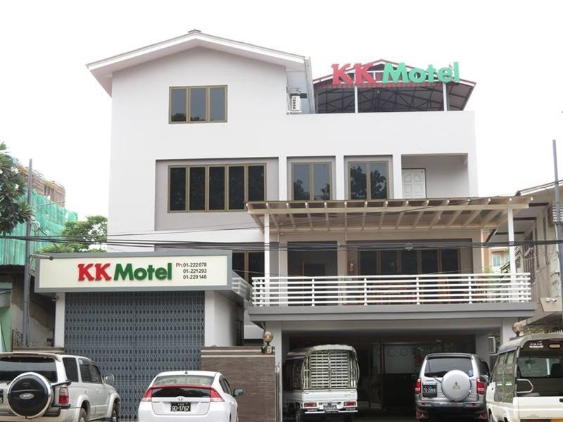 KK Motel - Hotels and Accommodation in Myanmar, Asia