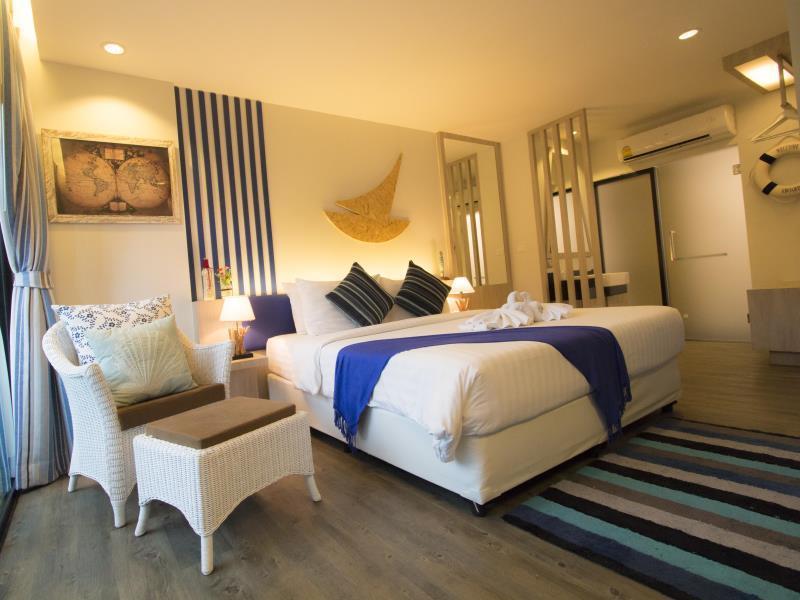 더 블루 펄 카타 호텔