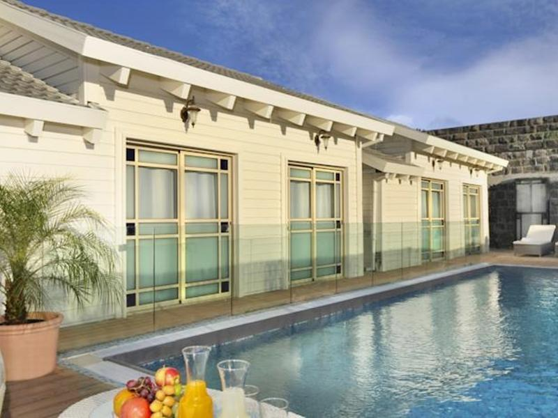 Chalet Mansion Tiberias - Hotels and Accommodation in Israel, Middle East