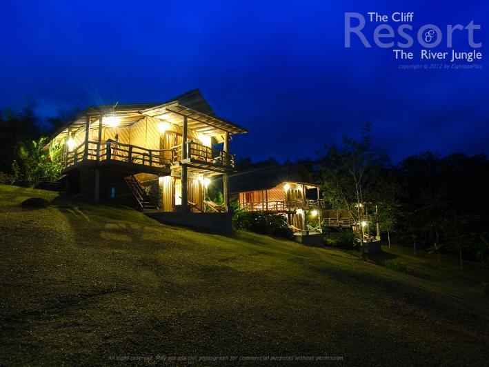 The Cliff & River Jungle Resort - Khao Sok