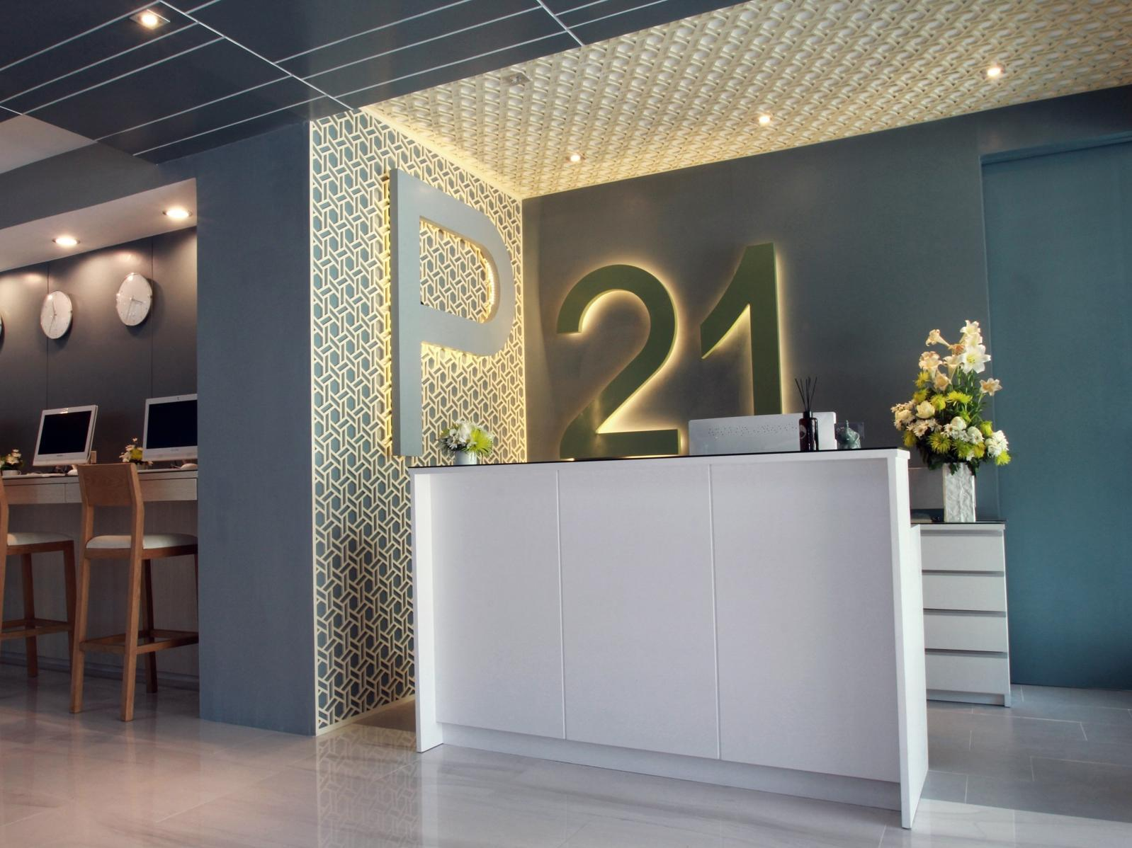 P21 Chiang Mai Hotel - Hotels and Accommodation in Thailand, Asia