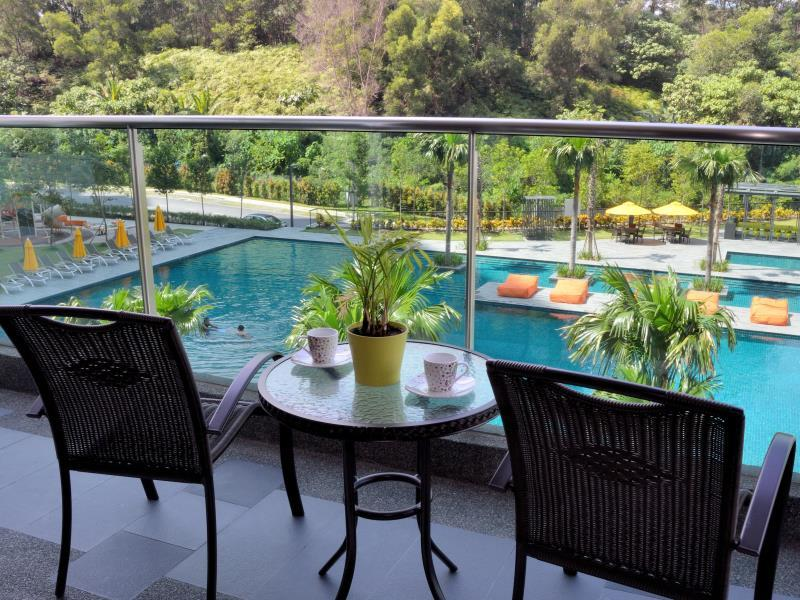 Pearl Villa Homes - Pool View Villa - Hotels and Accommodation in Malaysia, Asia