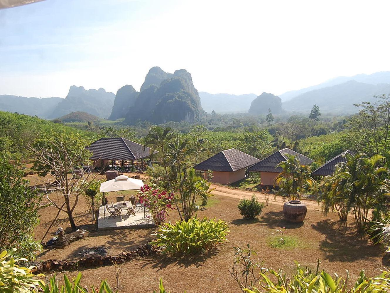 Khao Sok Hill Top Resort - Khao Sok