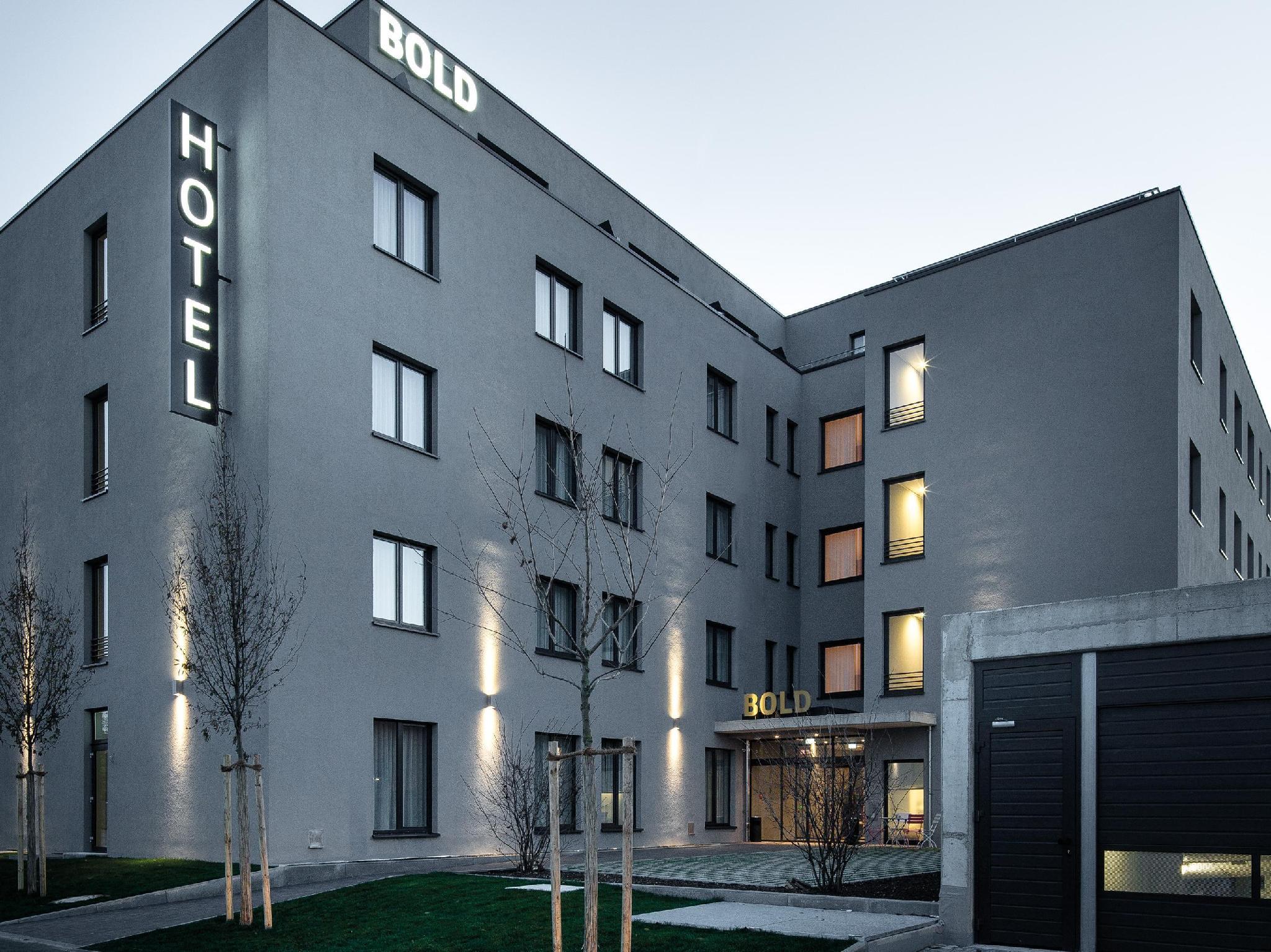 Bold Hotel - Munich