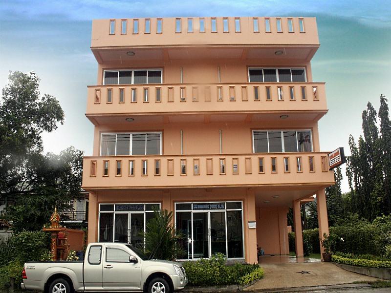 Latika Mansion - Hotell och Boende i Thailand i Asien
