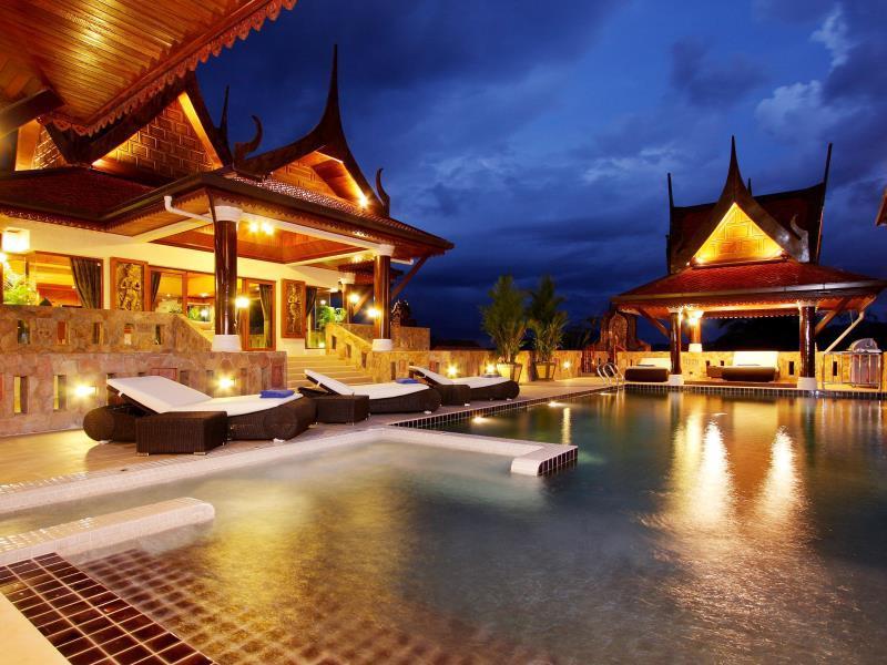 Patong Villa-Reuan Thai - Phuket