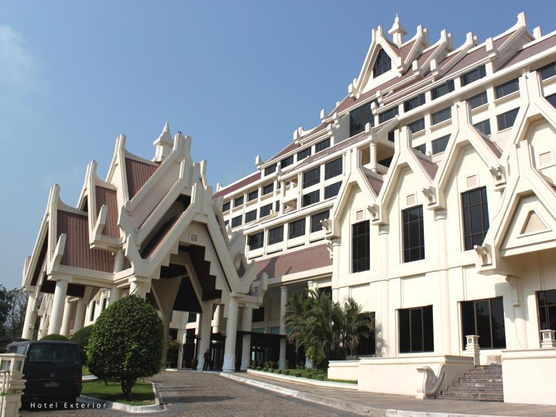 Rose Garden Hotel - Hotels and Accommodation in Myanmar, Asia