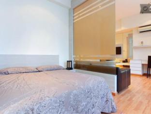 Ammar KLCC Suite 1 at Parkview Kuala Lumpur - Queen Size Bed