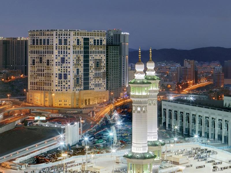 Anjum Hotel Makkah - Hotels and Accommodation in Saudi Arabia, Middle East