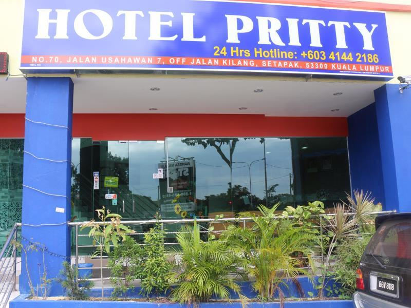 Hotel Pritty - Hotels and Accommodation in Malaysia, Asia