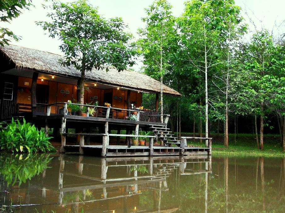 Chachanat Woodland Resort - Hotels and Accommodation in Thailand, Asia