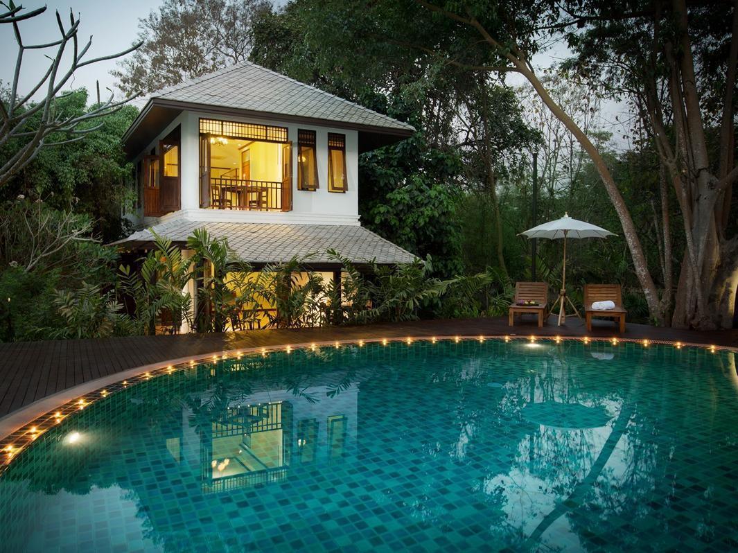 Prat Rajapruek Resort and Spa - Hotels and Accommodation in Thailand, Asia