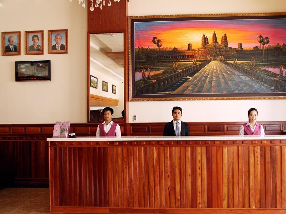 Yolanda Hotel - Phnom Penh
