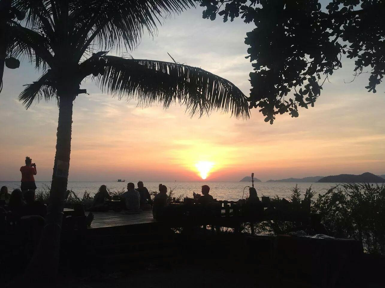 Banana Sunset Bar and Bungalows - Hotels and Accommodation in Thailand, Asia