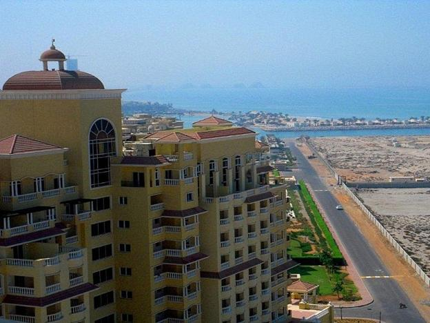 1 Bedroom Apartment Sea View - Al Hamra Village - Hotels and Accommodation in United Arab Emirates, Middle East