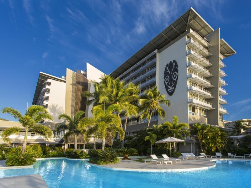 Complexe Chateau Royal Beach Resort and Spa - Hotels and Accommodation in New Caledonia, Pacific Ocean And Australia