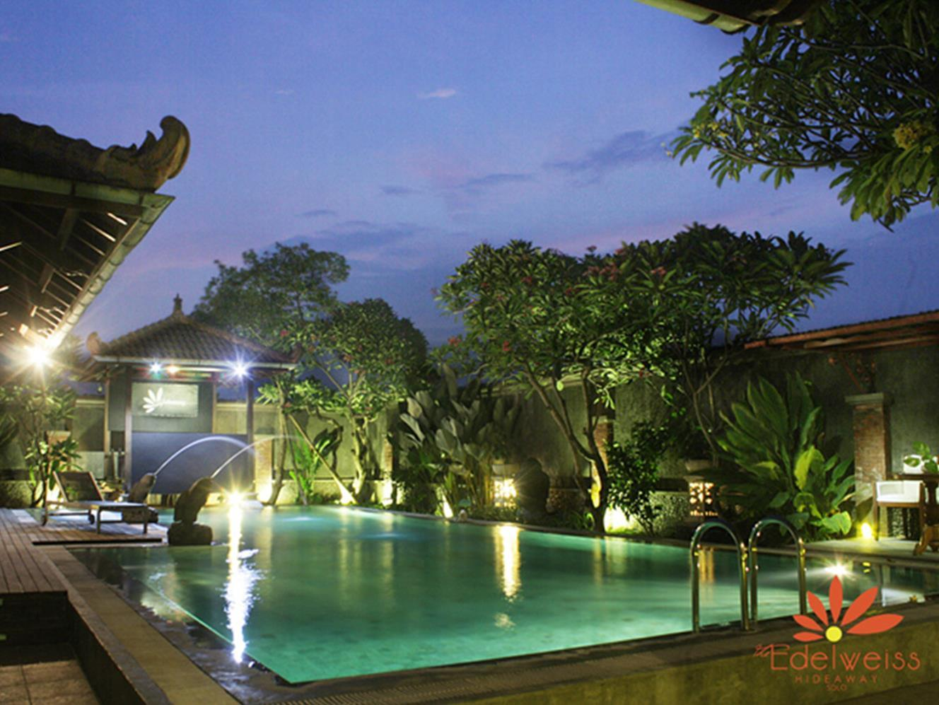 The Edelweiss Hideaway Villa Solo - Hotels and Accommodation in Indonesia, Asia