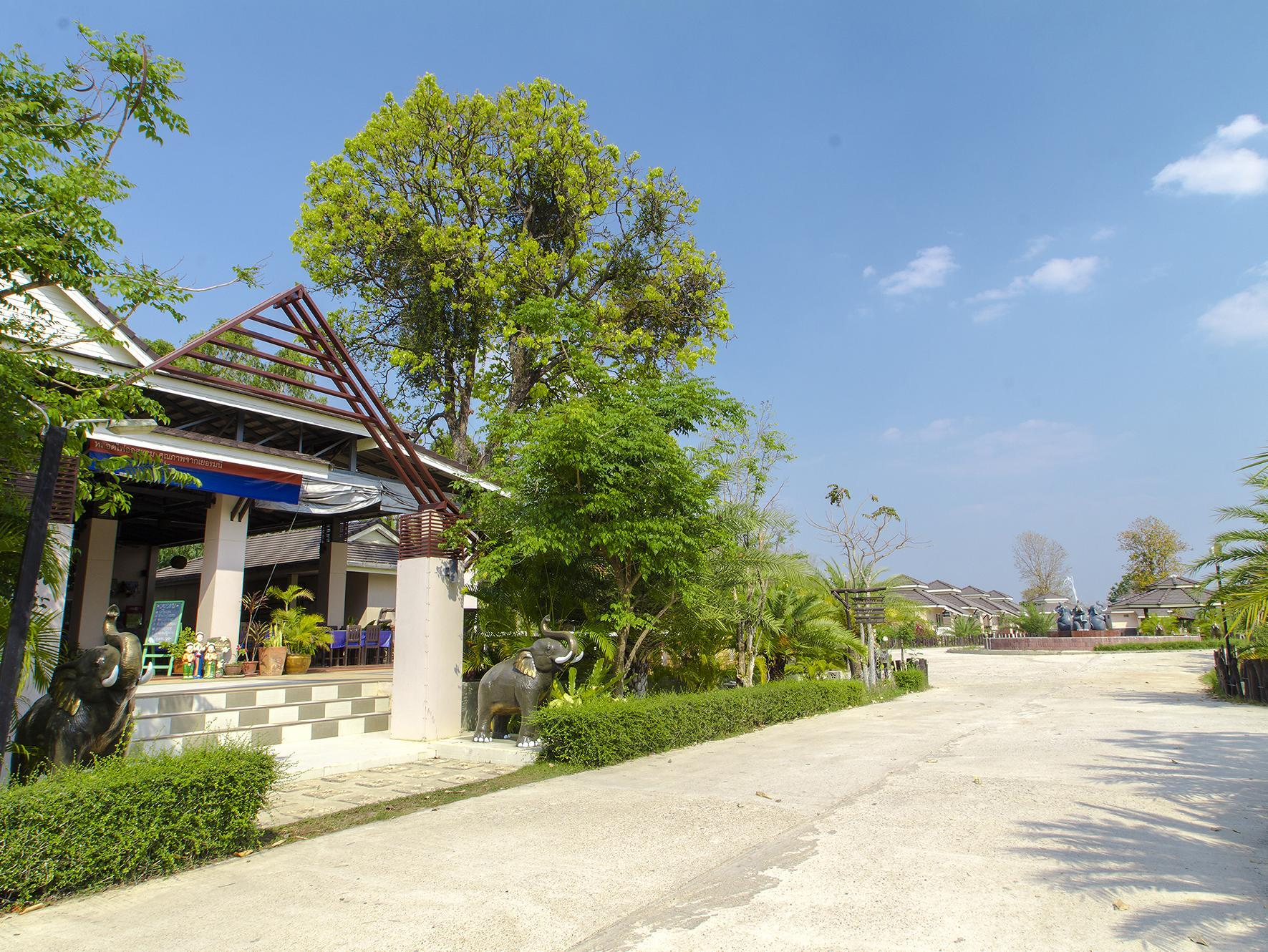 Baansuan Greenview Resort And Spa - Hotels and Accommodation in Thailand, Asia