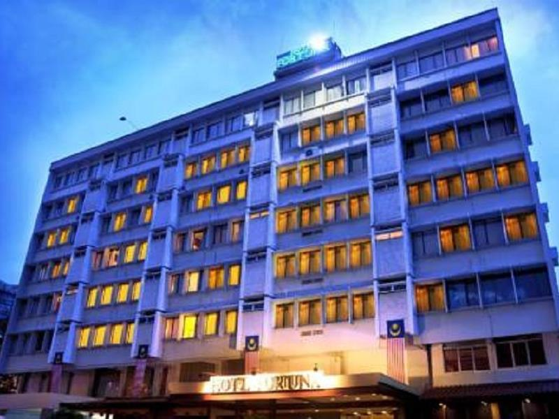 Fortuna Hotel Bukit Bintang - Hotels and Accommodation in Malaysia, Asia