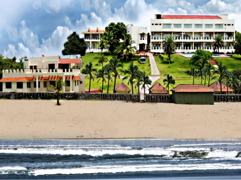 St.James Court Beach Resort - Pondicherry