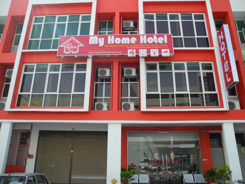 My Home Hotel Ipoh Station 18