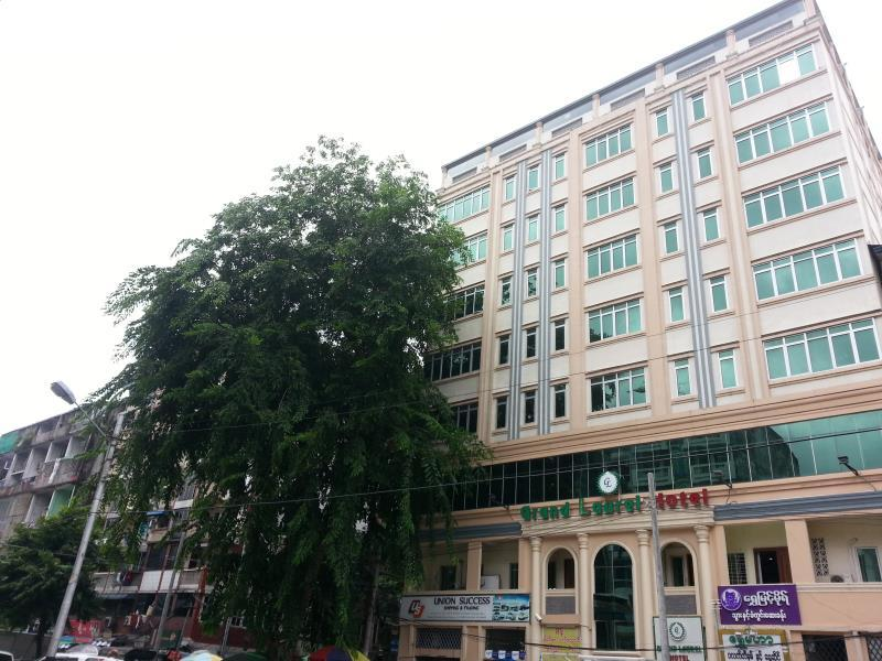 Grand Laurel Hotel - Hotels and Accommodation in Myanmar, Asia