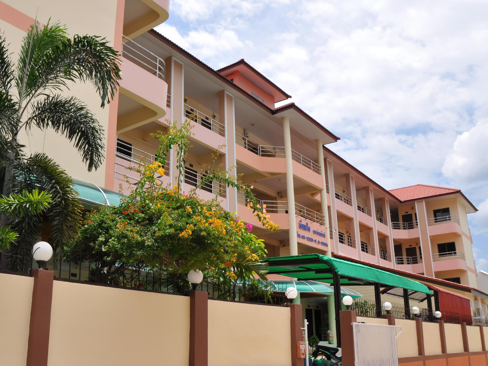 Jiamjai Apartment - Hotels and Accommodation in Thailand, Asia