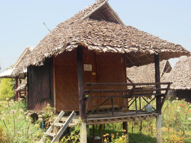 family hut