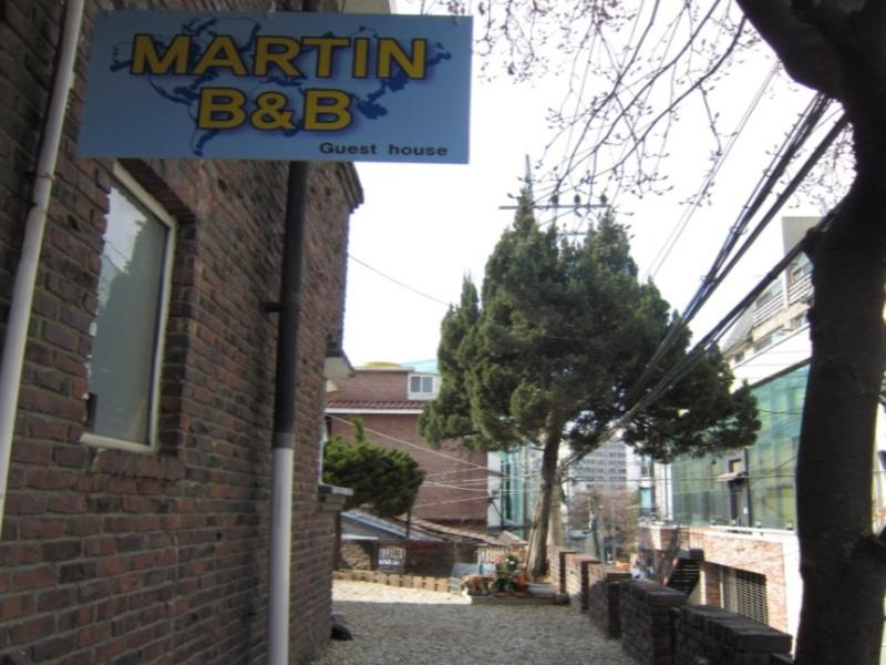 Martin House - Hotels and Accommodation in South Korea, Asia
