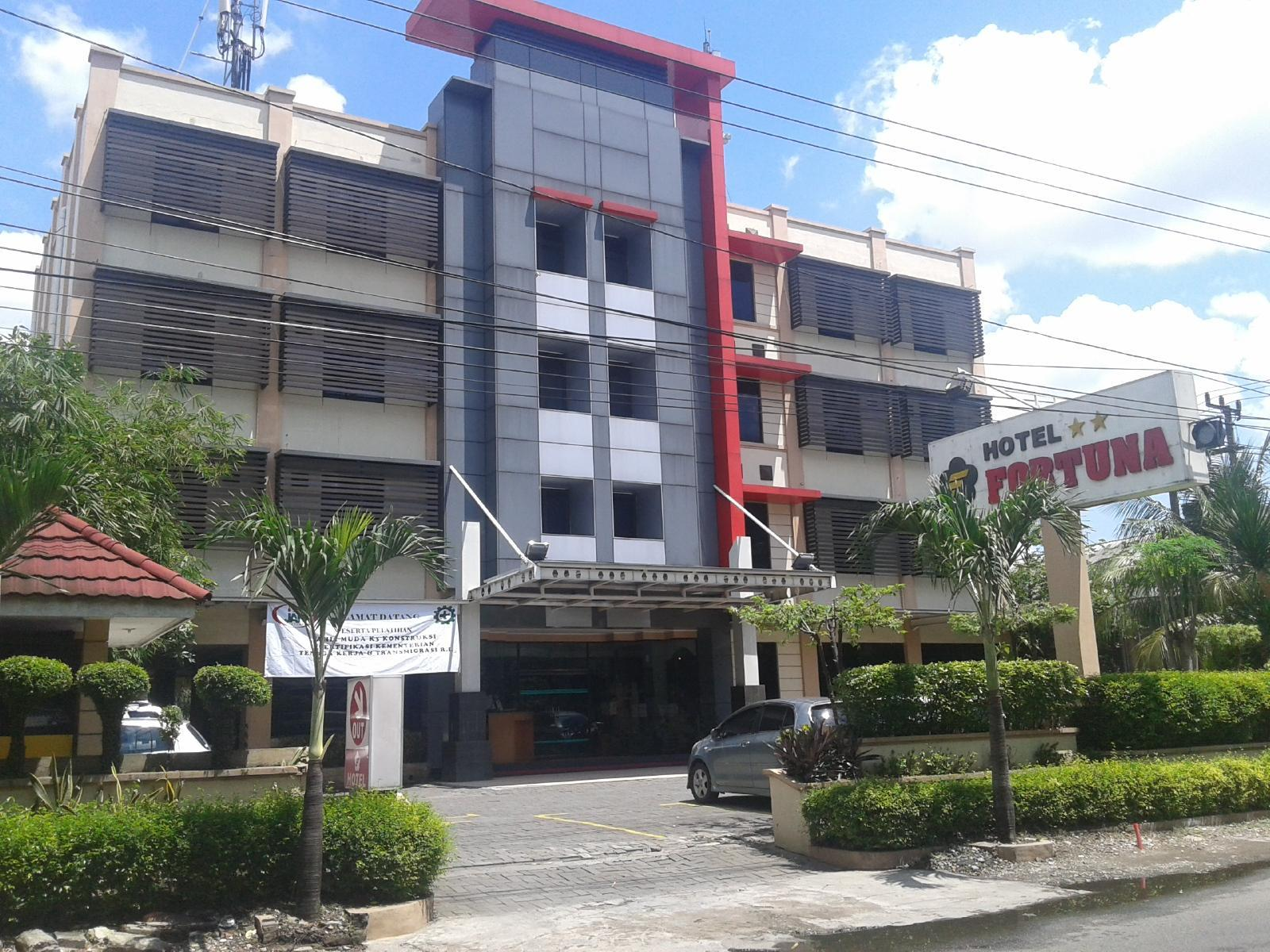 Hotel Fortuna - Hotels and Accommodation in Indonesia, Asia