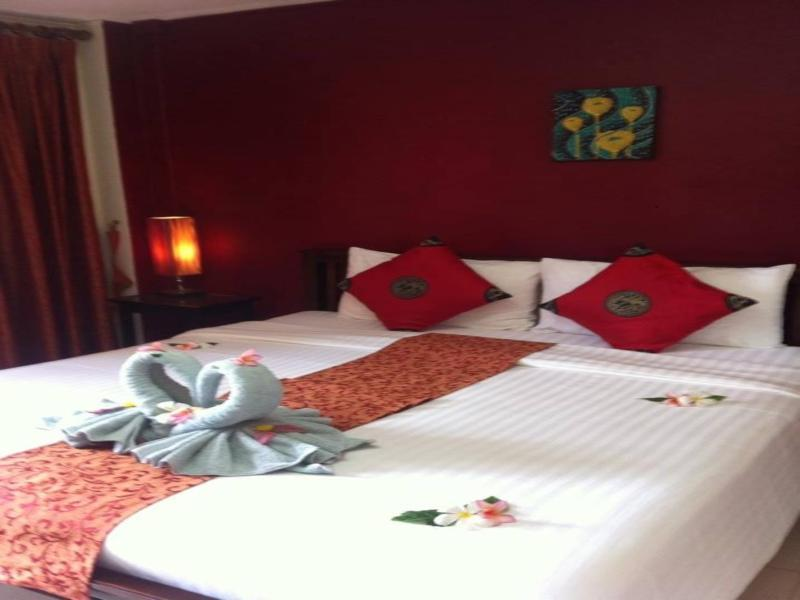 Green Leaf Guesthouse - Hotell och Boende i Thailand i Asien