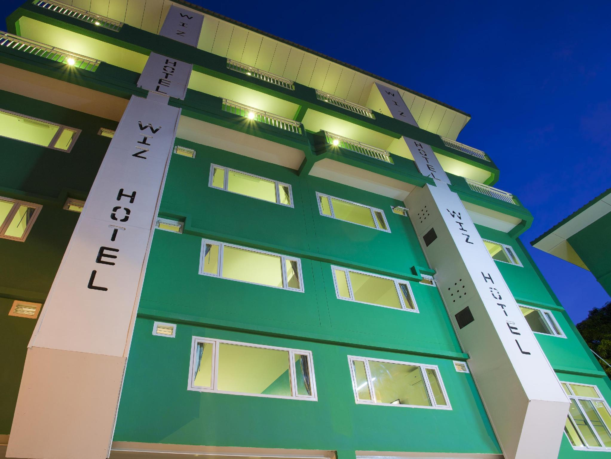 Wiz Hotel - Hotels and Accommodation in Thailand, Asia