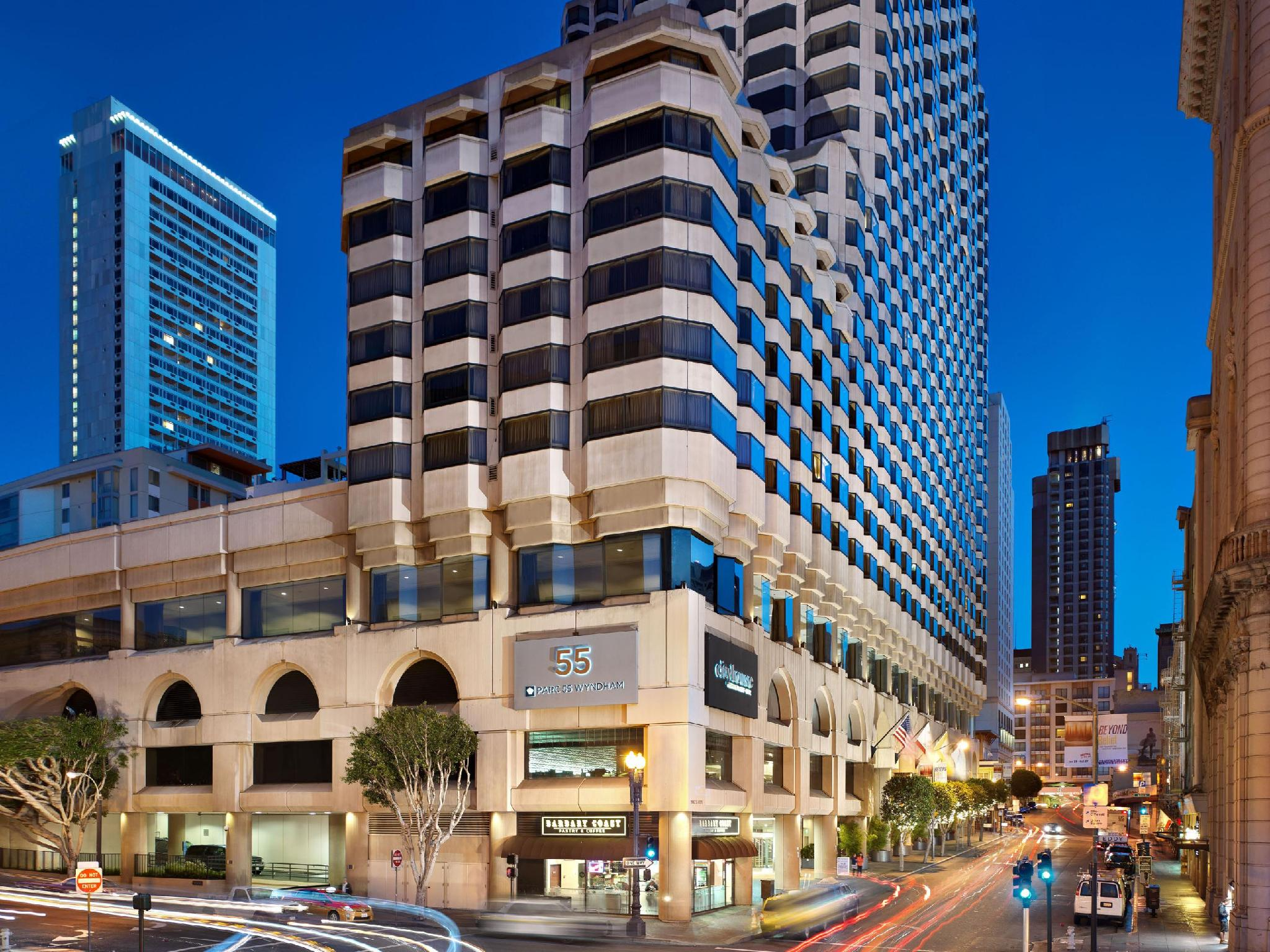Parc 55 Wyndham San Francisco - Union Square Hotel