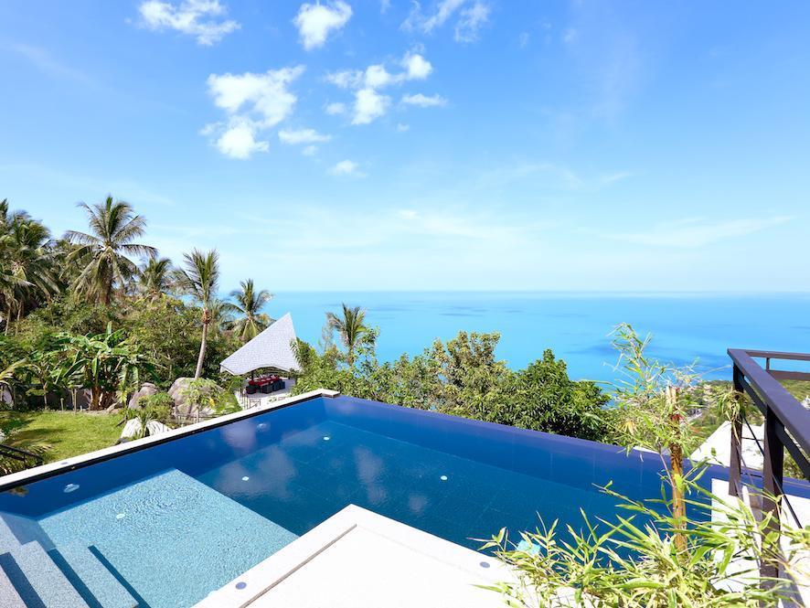 Baan seThai - Luxury Seaview Villa Koh Samui - Koh Samui