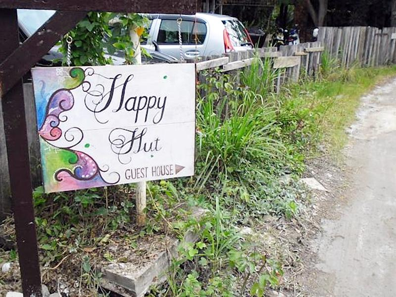 Happy Hut Guesthouse