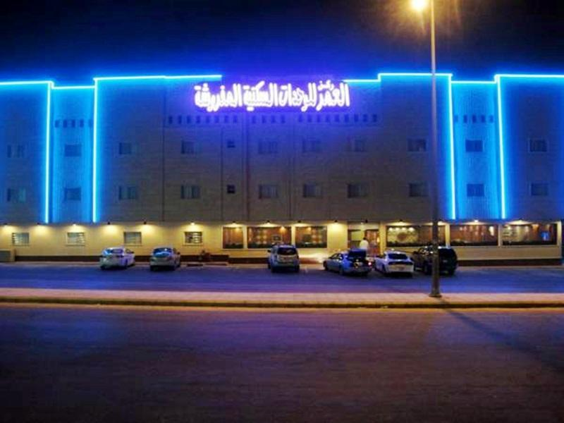 Rokn Al Omor Apartments - Al Taawoun - Hotels and Accommodation in Saudi Arabia, Middle East