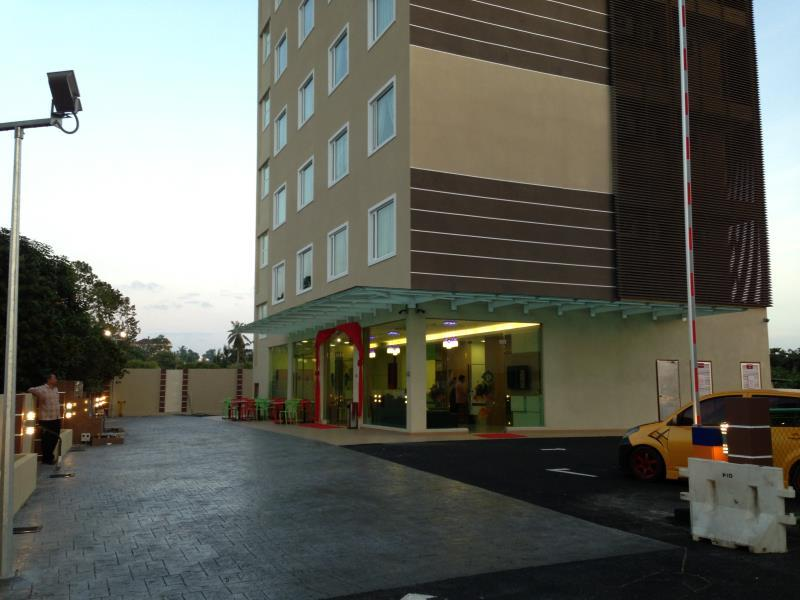 Caspari Hotel - Hotels and Accommodation in Malaysia, Asia
