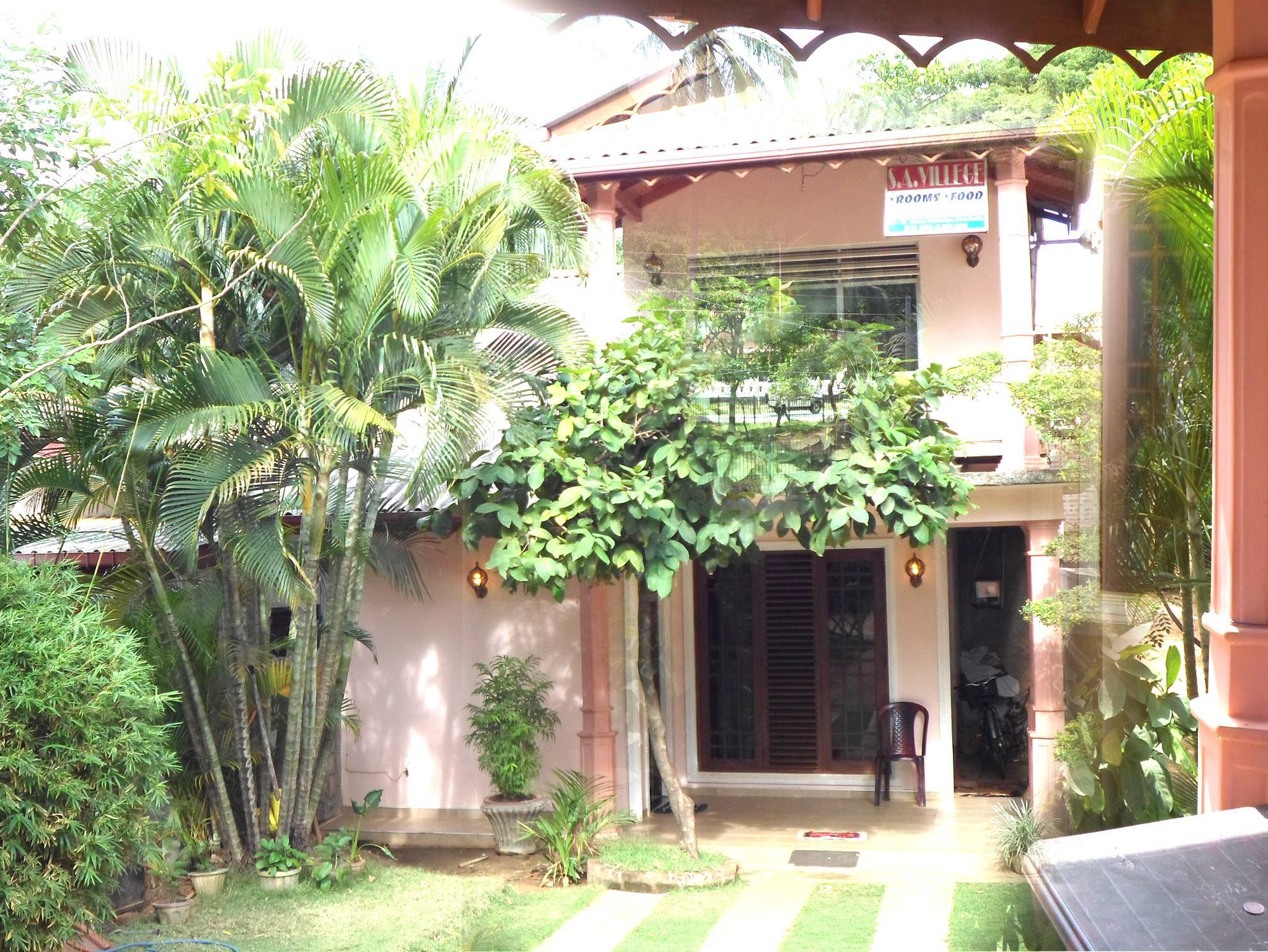 SA Village Hotel - Hotels and Accommodation in Sri Lanka, Asia