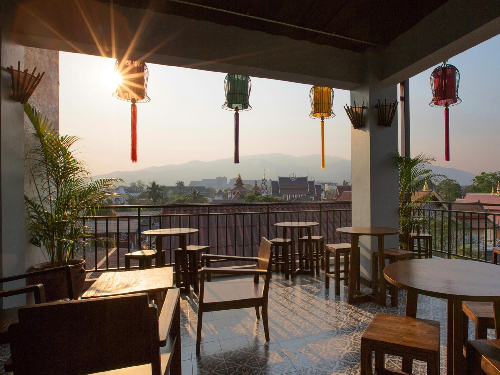 Green Tiger Vegetarian House - Hotels and Accommodation in Thailand, Asia
