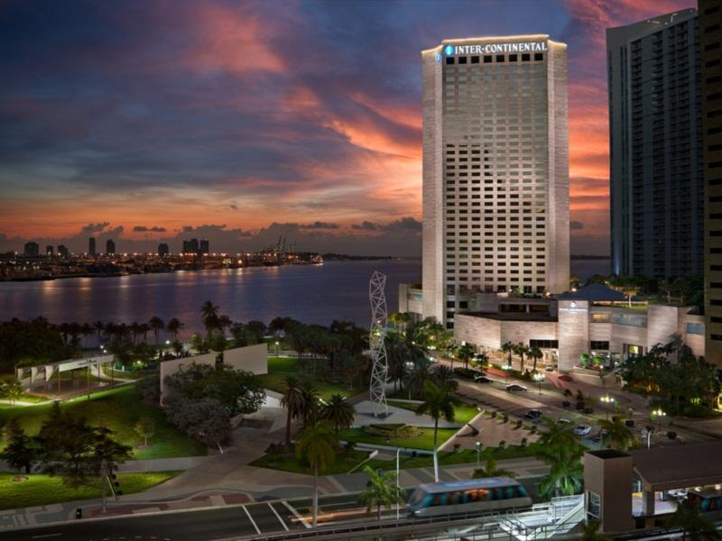 InterContinental Miami Hotel