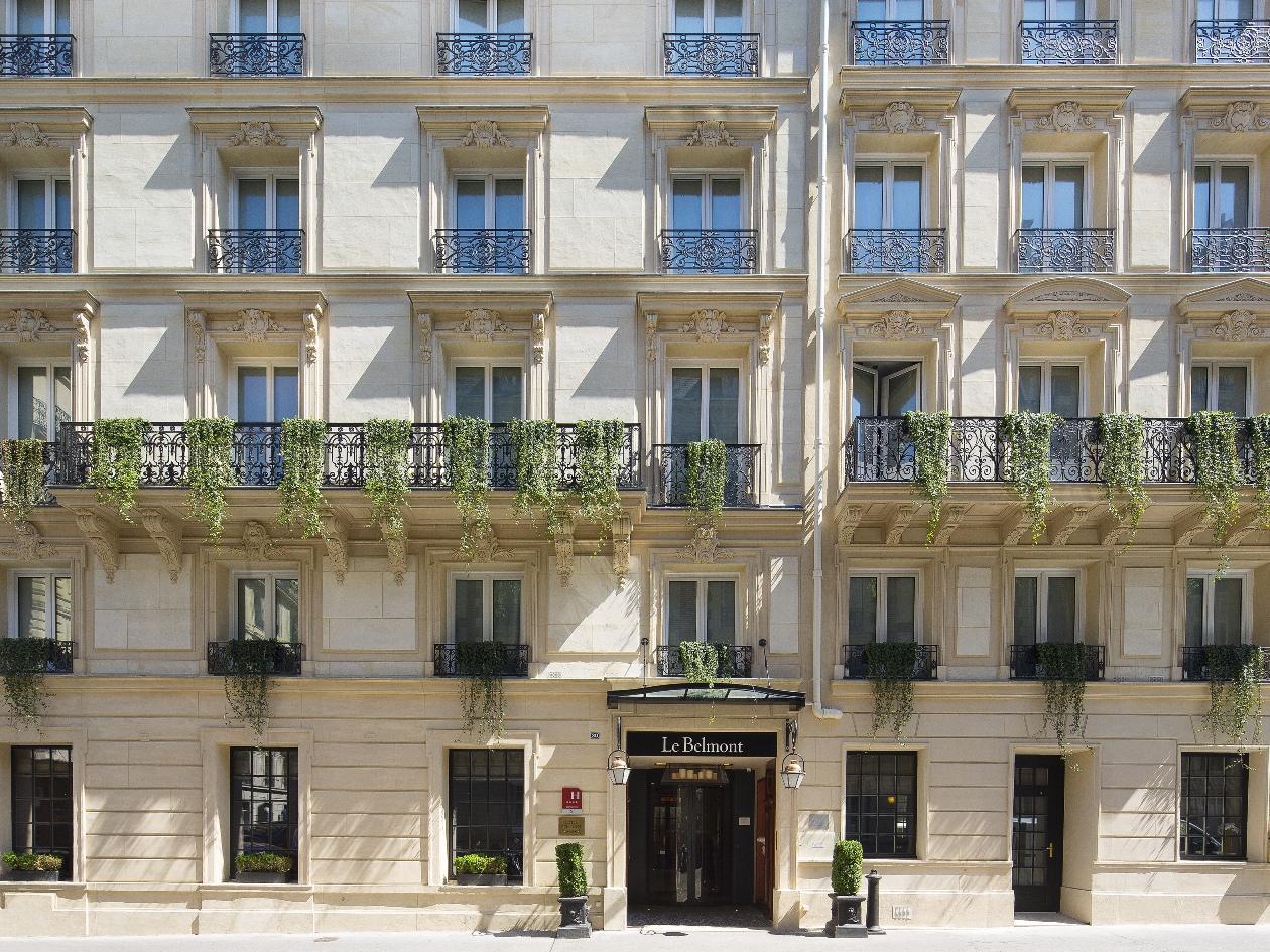 Le Belmont Champs Elysees - Hotell och Boende i Frankrike i Europa