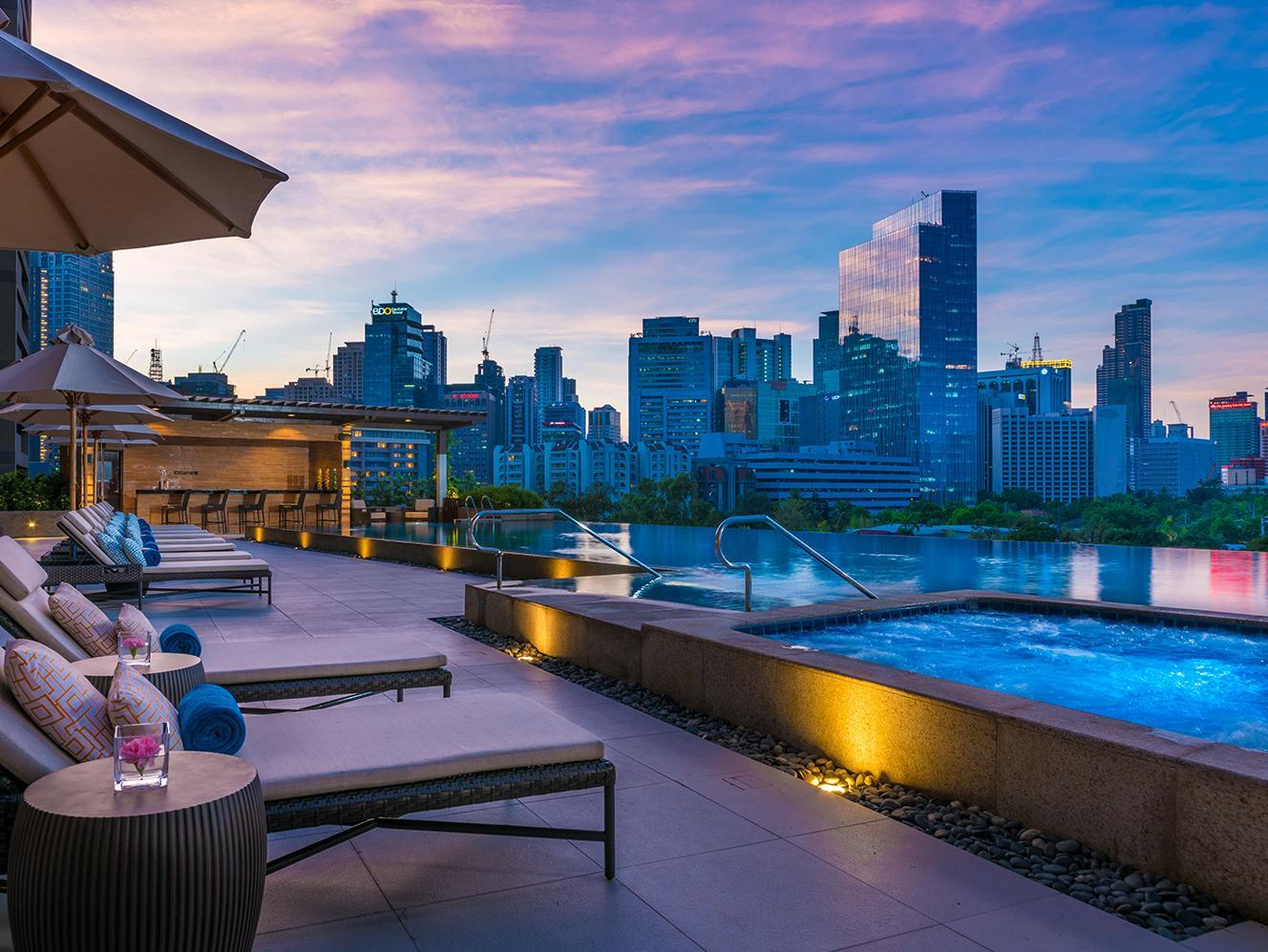Discovery Primea Hotel Makati Manila Philippines Great Discounted Rates