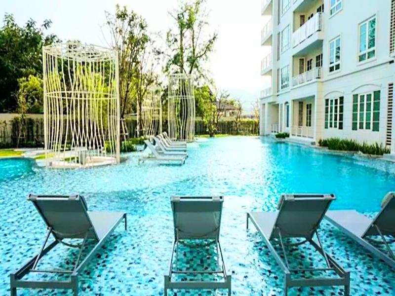 Summer Vintage Condo @ Hua Hin - Hotels and Accommodation in Thailand, Asia