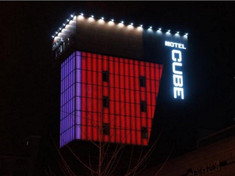 Cube Motel - Hotels and Accommodation in South Korea, Asia